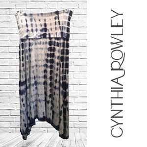 Cynthia Rowley Tie Dye Skirt